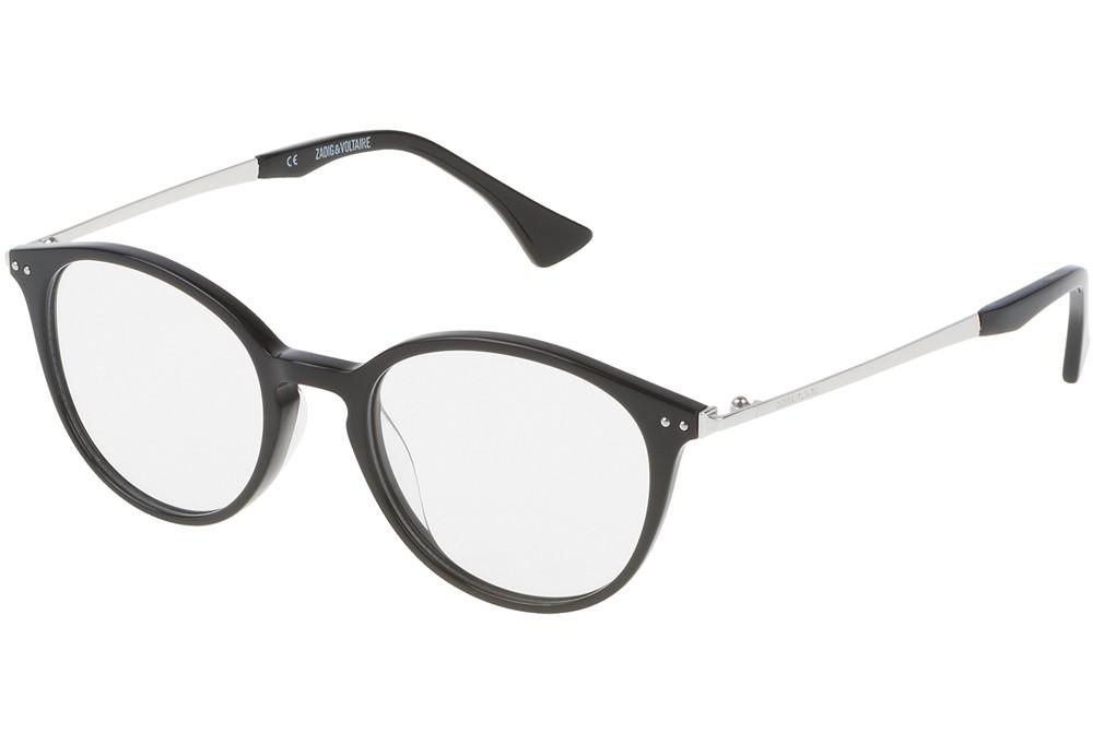 lunettes de vue zadig et voltaire vzv 048 700y 49 19. Black Bedroom Furniture Sets. Home Design Ideas