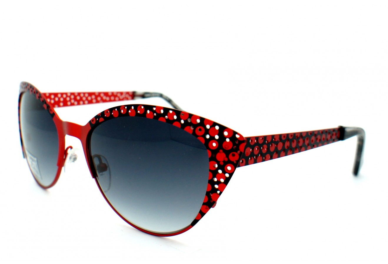 les femmes rouges de lunettes de soleil heju blog deco diy lifestyle. Black Bedroom Furniture Sets. Home Design Ideas