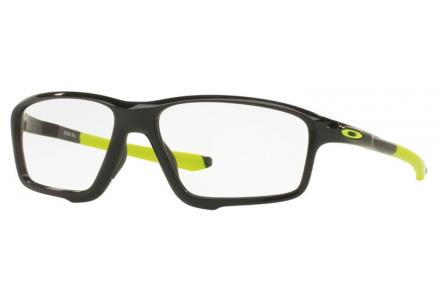Lunettes de vue pour homme OAKLEY Noir OX 8076 02 CROSSLINK ZERO 56/16