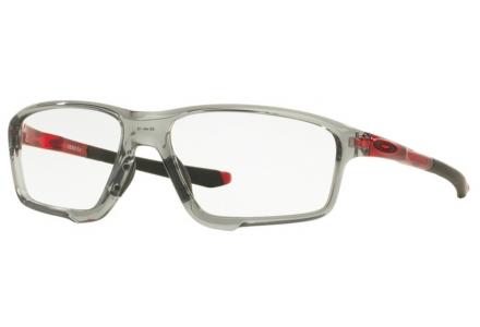 Lunettes de vue pour homme OAKLEY Cristal OX 8076 04 CROSSLINK ZERO 58/16