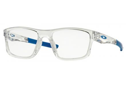 Lunettes de vue pour homme OAKLEY Cristal OX 8078 06 HYPERLINK 54/18
