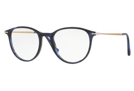 Lunettes de vue pour homme PERSOL Bleu PO 3147V 1053 50/19