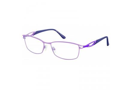 Lunettes de vue pour femme SEIKO Violet T6501 88A 55/16