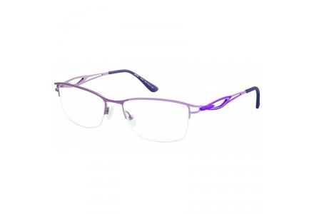 Lunettes de vue pour femme SEIKO Violet T6502 88A 54/17