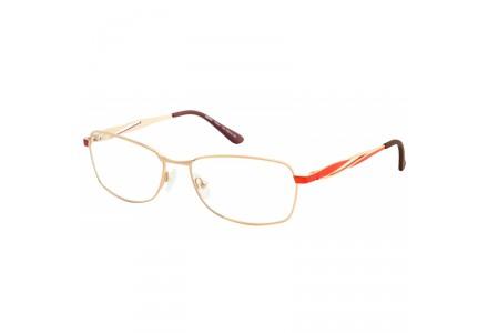 Lunettes de vue pour femme SEIKO Or T 6504 13A 56/16