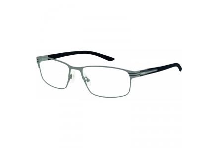 Lunettes de vue pour homme SEIKO Gris T 6010 09A 57/17