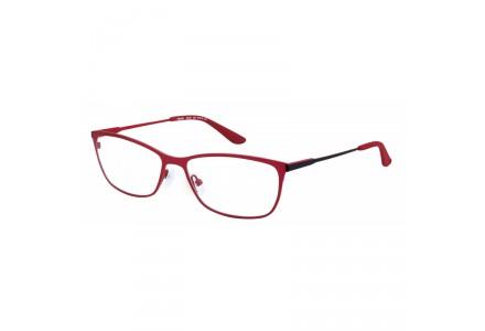 Lunettes de vue pour femme SEIKO Rouge T6508 48A 56/16