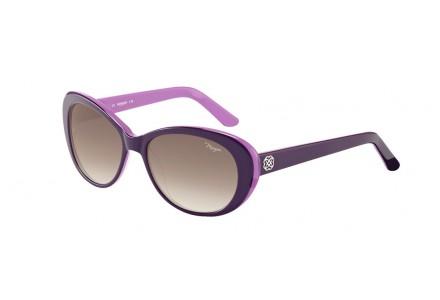 Lunettes de soleil pour femme MORGAN Violet 207176 6709 54/16