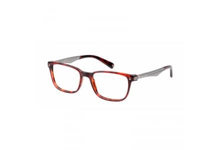 Lunettes de vue pour homme EDEN PARK Rouge P 3018 4688 54/18