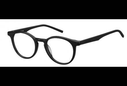 Lunettes de vue pour homme POLAROID Noir PLD D304 29A 48/20