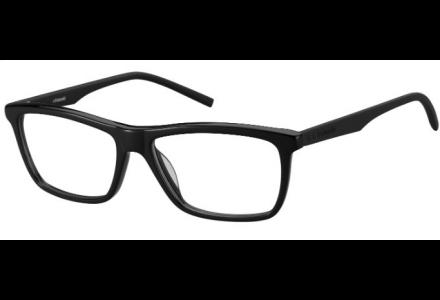 Lunettes de vue pour homme POLAROID Noir PLD D307 29A 55/16