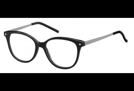 Lunettes de vue pour femme POLAROID Noir PLD D309 284 50/16