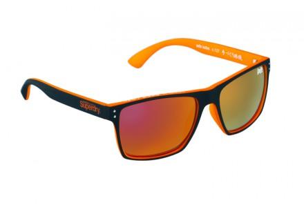 Lunettes de soleil mixte SUPERDRY Orange SDS KOBE 127 57/18