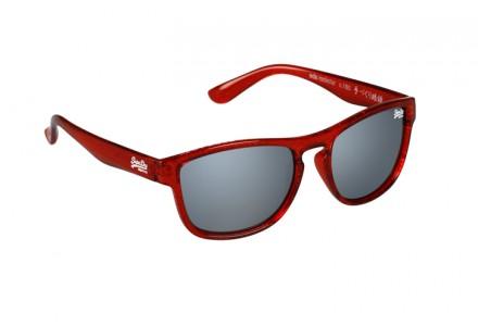 Lunettes de soleil mixte SUPERDRY Rouge SDS ROCKSTAR 160 54/17