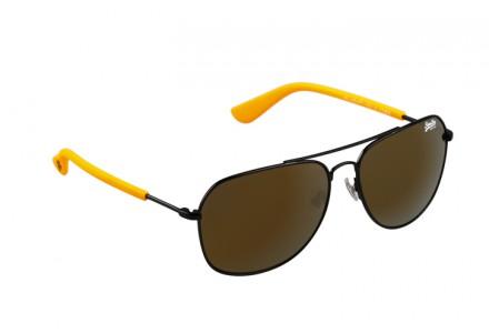 Lunettes de soleil mixte SUPERDRY Noir SDS WALKERRX 204 58/16
