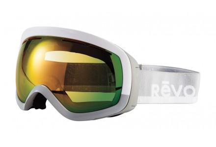 Masque de ski mixte REVO Vert 35-7000 col 09PBGN