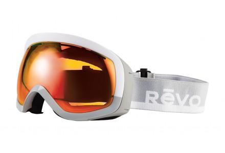 Masque de ski mixte REVO Orange 35-7000 col 09POGN