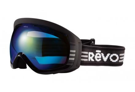 Masque de ski mixte REVO Noir 35-7001 Col 01PBL