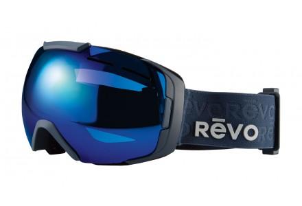 Masque de ski mixte REVO Noir 35-7007 col 00PBL