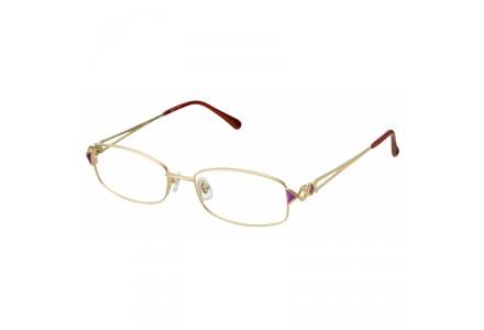 Lunettes de vue pour femme SEIKO Or T3030 C75 5117