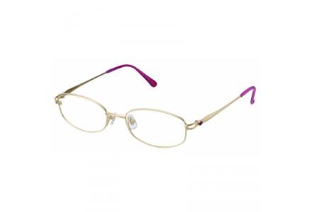Lunettes de vue pour femme SEIKO Or T3032 001 5218