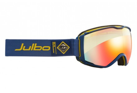 Masque de ski mixte JULBO Bleu AEROSPACE BLEU / JAUNE ZEBRA LIGHT