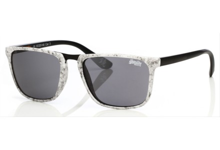 Lunettes de soleil mixte SUPERDRY Blanc SDS AFTERSHOCK 165 53/20