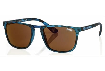 Lunettes de soleil mixte SUPERDRY Bleu SDS AFTERSHOCK 188 53/20