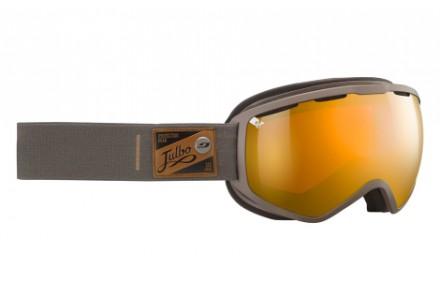 Masque de ski mixte JULBO Vert Atlas Kaki Polarized 3+