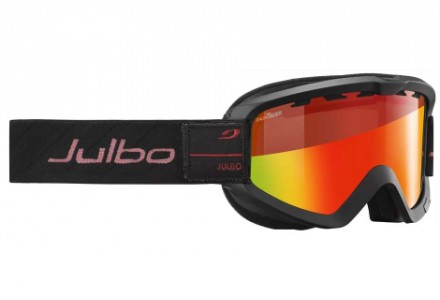 Masque de ski mixte JULBO Noir BANG Next Noir / Rouge - Snow Tiger