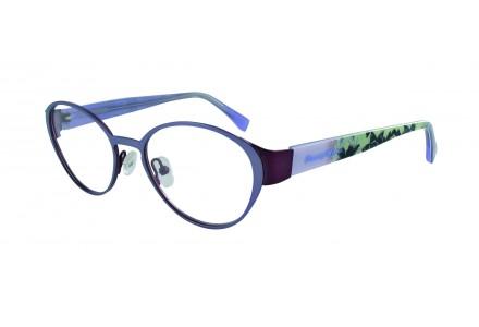 Lunettes de vue pour femme BANANA MOON Bleu BM506 1 PARME