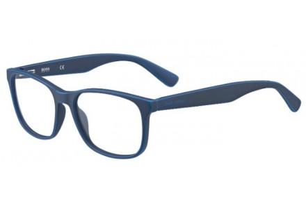 Lunettes de vue pour homme BOSS ORANGE Bleu BO 0206 9FX 53/17