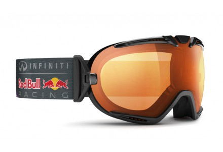 Masque de ski mixte RED BULL Noir BOAVISTA SUN RACE 002S