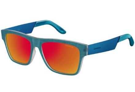 Lunettes de soleil pour homme CARRERA Bleu CARRERA 5002 TX FTY ZP 55/17