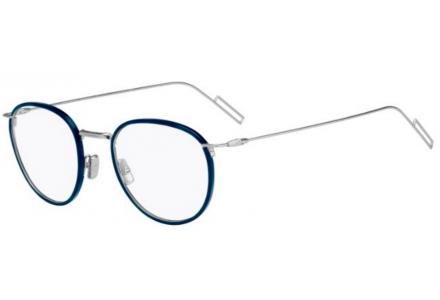 Lunettes de vue pour homme DIOR Bleu DIOR0207 SUE 53/20