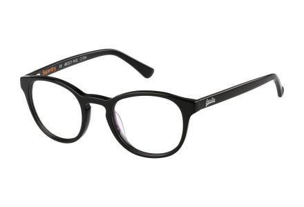 Lunettes de vue mixte SUPERDRY Noir CHIE 104 48/21