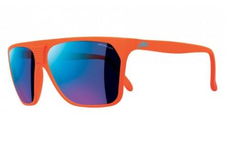 Lunettes de soleil pour homme JULBO Orange Cortina Orange Fluo Mat Spectron 3 CF