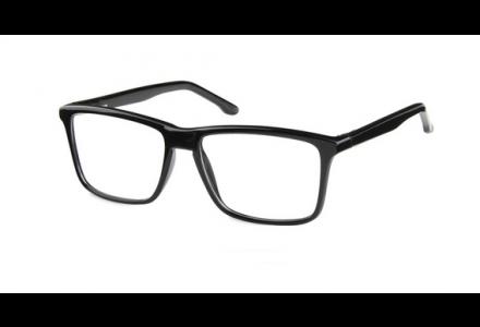 Lunettes de vue pour homme MYMONTURE Noir Henri CP175 NOIR 53/17