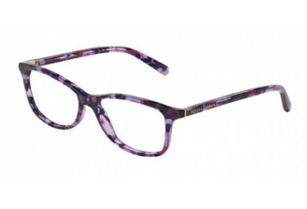 Lunettes de vue pour femme DOLCE GABBANA Violet DG 3222 2912 52/15