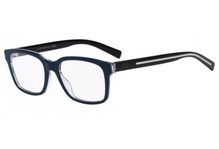 Lunettes de vue pour homme DIOR Bleu BLACKTIE 203 G6I 53/18