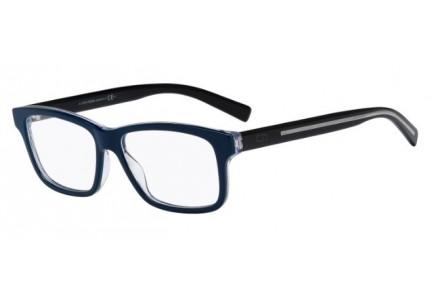 Lunettes de vue pour homme DIOR Bleu BLACKTIE 204 G6I 54/15