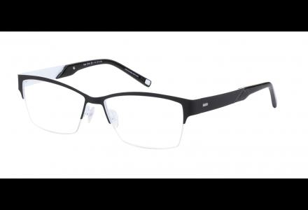 Lunettes de vue pour femme DIXIT Noir DIVA D3 53/14