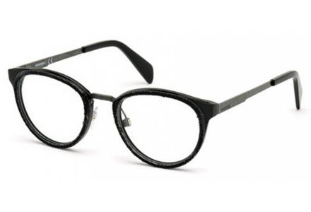 Lunettes de vue mixte DIESEL Noir DL 5154 001 50/20