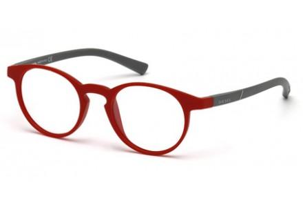Lunettes de vue mixte DIESEL Rouge DL 5177 067 48/20