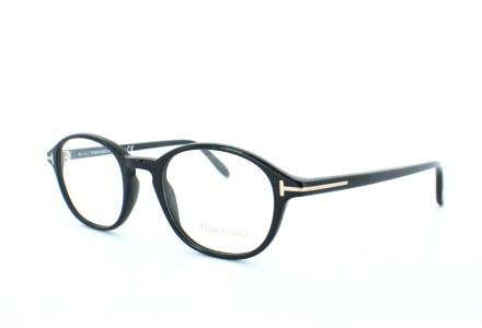 Lunettes de vue mixte TOM FORD Noir TF 5150 001 46/19