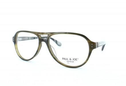 Lunettes de vue mixte PAUL AND JOE Vert BENGALI 31 ECVE 54/14
