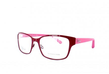 Lunettes de vue pour femme DIOR Rose CD 3774 3JF 53/17