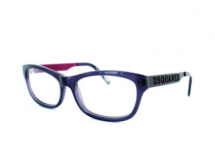 Lunettes de vue pour femme DSQUARED² Violet DQ 5095 020 54/16