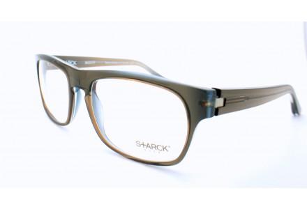 Lunettes de vue pour homme STARCK EYES Marron SH 1017 0012 57/19