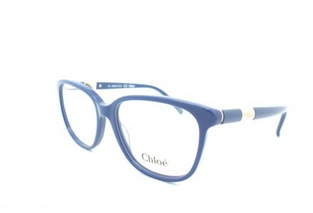 Lunettes de vue pour femme CHLOE Bleu CE 2627 4242 52/16